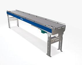 3D Conveyor - Zipline RLVAC