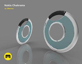 Nakia Chakrams 3D printable model