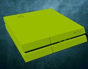 PS4 Box playstation 3D printable model
