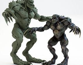 3D printable model Green soldier