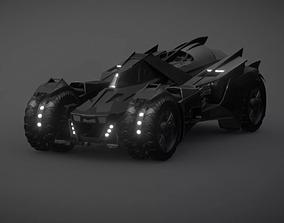 BatMobile bundle 3D asset VR / AR ready