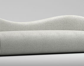 Raphael Navot Moon Sofa 3D model