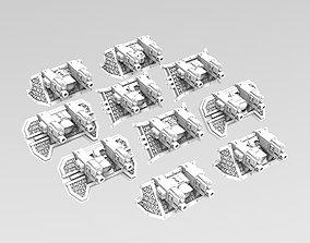 3D printable model Deathvigil Bike Fairings