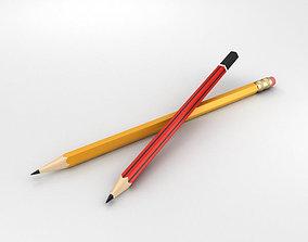 tools Pencil 3D model