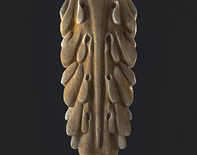 Carving Decor Console 3D print model