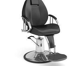 Beauty Parlor Chair 3D