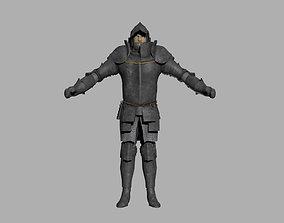 knight 3D asset