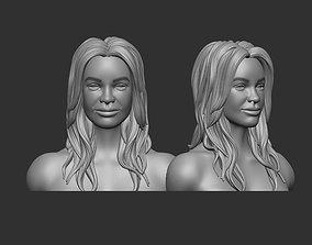hair 4 3D print model
