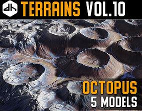 Terrains Vol 10 3D model