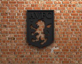 3D printable model Aston Villa FC Logo