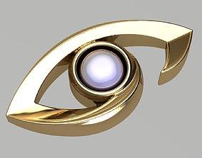 pendant eye 3D print model