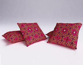 misc 3D model Moroccan Cushion