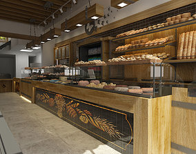 3d modern pastery other