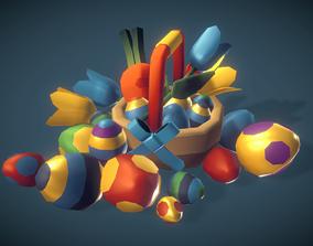 Easter Set - Proto Series 3D asset