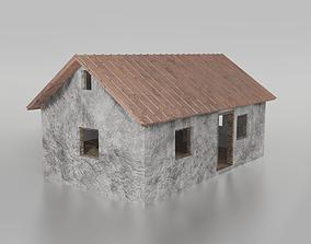 Abandoned workshop Game Raedy and Interdoor 3D model