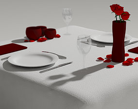 3D Table for Two