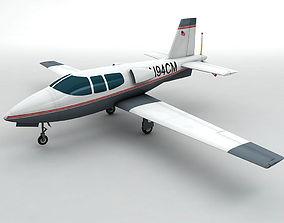 Cirrus VK 30 Aircraft 3D model