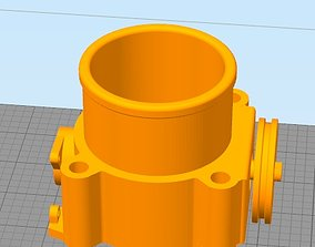 Nissan Serena Working Throttle Body 3D print model