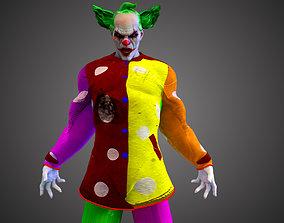 Killer Clown 3D model