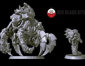 3D printable model Xenoteras Bomber