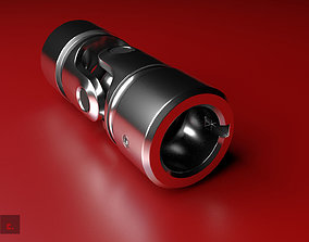 industrial Universal joint 3D