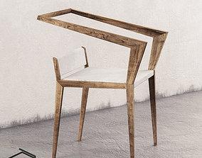 Modern Chair 3D furniture ultramodern
