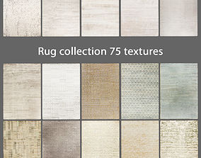 3D model Rug collection 75 textures