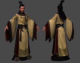 The Prince of Ancient China 3D model