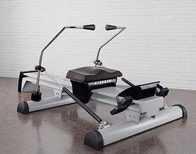 3D model Gym equipment 22 am169