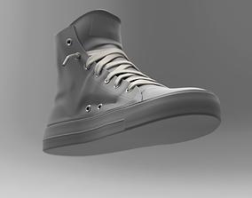 3D model shoe sneaker