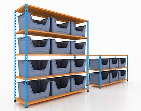 Shelf 3D model 21