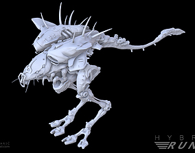 3D print model Hybrid Runner