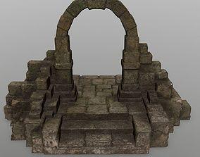 gate 11 3D asset