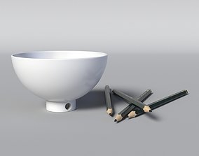 3D Bowl Sharpener