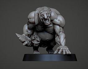 Borgonot the wildest 3D printable model