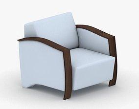 1045 - Armchair 3D asset