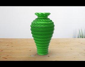 3D print model Twist Vase