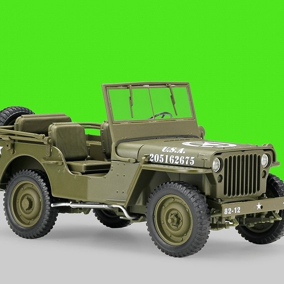 1942 Willys MB Military Jeep 3D Model It is the most detailed 3D design, I suggest you to follow my page