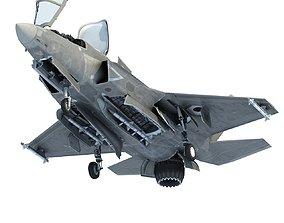 F35 F-35 aa-1 x35c F35 X35 F35C 3D model