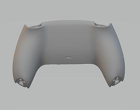 3D model DualSense PS5 Back Plate Shell