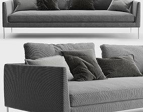 3D Cor Pilotis Sofa