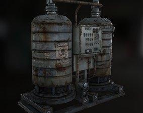 3D asset nuclear