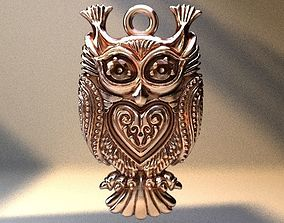 3D print model Owl lovely