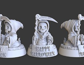 3D printable model death on Halloween miscellaneous