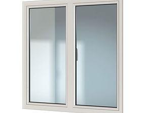 Modern window 07 am109 3D