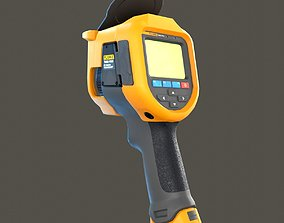 Thermal Cam 3D asset
