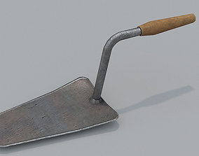 Trowel PBR 3D model VR / AR ready