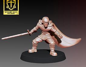 3D print model The Fallen Knight