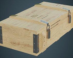 3D model Ammunition Box 2B