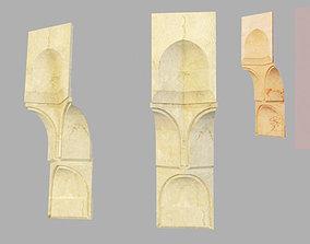 3D asset ISLAMIC MOUQRNSES